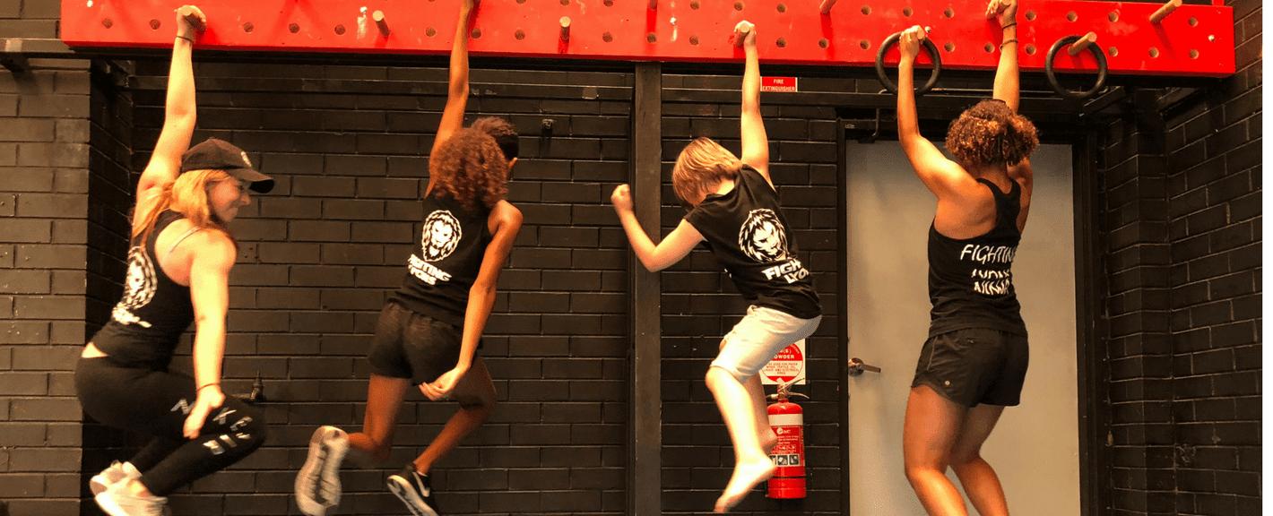 Lyons Ninja Academy